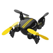Ultra Mini RC Drones Quadcopter 2.0MP WIFI FPV Cam Altitude Hovering Helicopters