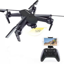 2.4G RC Drones Quadcopter 2.0MP WIFI FPV Cam Altitude Hover Max 18mins Play Time