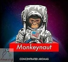 AROMA CONCENTRATO SHOT SERIES - MONKEYNAUT 20ML + 30ML VG + 10ML PG