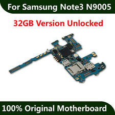 Mainboard For Samsung Note 3 N9005 Original Motherboard 32GB With Chips IMEI