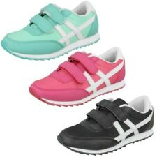 Childrens Boys Girls Spot On Trainers