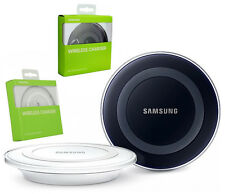 Cargador Wireless Samsung Qi Estación de Carga Galaxy S6 / S6 Edge S7 Note 8