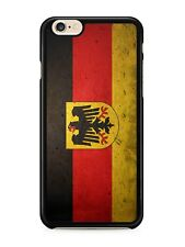 Cover Iphone 4/5/6/7/8/X Galassia S3/S4 /S5 /S6/S7/S8 Note Bandiera Germania 001