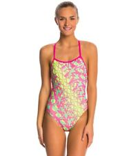 Dolfin Bellas 'Ziggy' Tie Back Women's One Piece Swimsuit (Various Sizes)