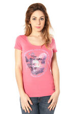 GR 57638 Rosa t-shirt donna costume national donna t-shirt rosa costume national