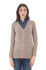 GR 59453 Beige cardigan donna fred perry donna cardigan beige fred perry con sco