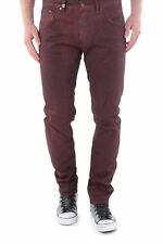 GR 60104 bordeaux pantaloni uomo absolut joy absolut joy uomo pantaloni con chiu