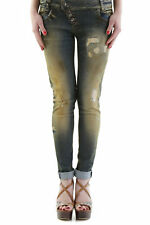 GR 72994 Blu jeans donna sexy woman sexy woman donna jeans made in italy: tasche
