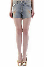GR 73356 Blu shorts donna sexy woman ;  sexy woman donna shorts made in italy: c