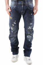 GR 71533 Blu scuro jeans uomo absolut joy absolut joy uomo jeans made in italy: