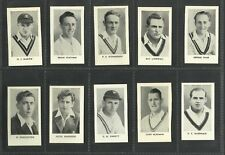DC Thomson The Hotspur Worlds Best Cricketers 1956 Choose Your Card