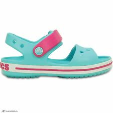 Crocs Crocband Sandal Kids Heel and Ankle Strap Lightweight Waterproof