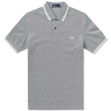 Fred Perry Slim Fit Twin Tipped Polo M3600 F62