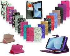 New Premium Leather Flip Wallet Phone Case Cover For ZTE Blade A610 (5'')