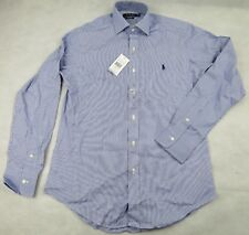 BNWT POLO Ralph Lauren CUSTOM Fit Casual Shirt BRAND NEW With Tag