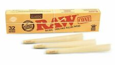 RAW Classic Cones Mega Pack 32 Cones - Pre-Rolled Rolling Papers | Kingsize
