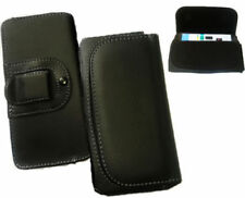 Belt Clip Holster Pouch Case Cover Synthetic Leather Holder for Mobile Phones