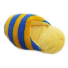 Pet Supplies Dogs Toy Plush Soft Fleece Slippers Squeak Cats Toys Interactive