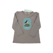 Bout'chou tee-shirt  manches longues- NEUF- fille 2 ans