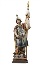 Saint Florian statue wood carved model 2