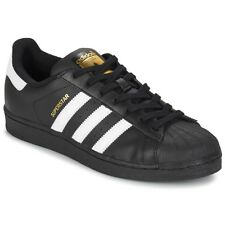 Sneakers Scarpe uomo adidas  SUPERSTAR FOUNDATION  Nero Sintetico  793783