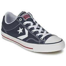 Sneakers Scarpe uomo Converse  STAR PLAYER CORE CANVAS OX  Blu Tessuto  4...