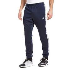 Nike Mens Tribute Skinny Track Bottoms Navy