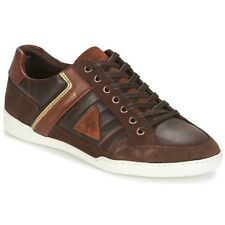 Sneakers Scarpe uomo Le Coq Sportif  ALSACE LOW LEATHER/SUEDE  Marrone Cuoi...