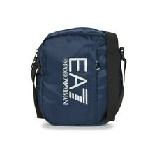 Borsa Shopping uomo Emporio Armani EA7  TRAIN PRIME U POUCH BAG SMALL C  Blu ...