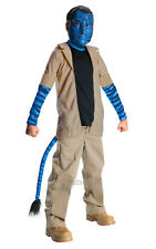 Kids Boys Childs Jake Sully Child Fancy Dress Costume Outfit Avatar Official