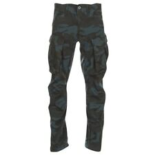 Pantalone uomo G-Star Raw  ROVIC 3D TAPERED  Nero   6852906