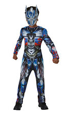 Kids Boys Childs Optimus Prime Fancy Dress Costume Outfit Rubies Transformers