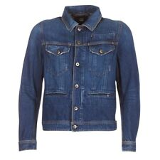 Giacca in jeans uomo G-Star Raw  D-STAQ 3D DC S JKT  Blu   6852912
