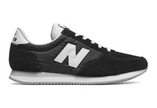 New Women's shoes Trainers Sneakers Black NEW BALANCE U220BK