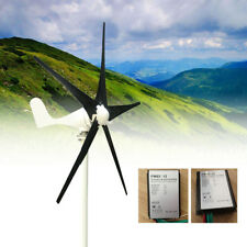 DC12/24V 300W 5 BLADES WIND TURBINE GENERATOR WITH WINDMILL CHARGE CONTROLLER