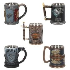 Game Of Thrones - Sigil Tankard Mug - New & Official HBO / Nemesis Now