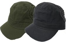 Cappello cubano da uomo donna verde blu Element casual hat moda regolabile