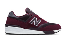 New Men's shoes Trainers Sneakers RED NEW BALANCE ML597NEC