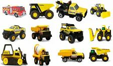 Funrise Tonka Steel Trucks Construction Durable Classic Building Site Toys