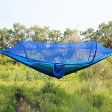 Outdoor Travel Jungle Camping Tent Hammock Hanging Nylon Bed and Mosquito Net