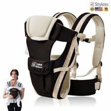 NEW 0-30 Months Breathable Front Facing Baby Carrier 4 In 1 Infant Comfortable S