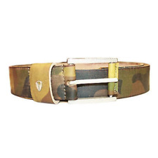 Nixon - Americana Leather Belt - Woodland