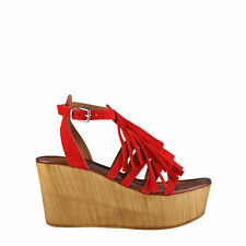 Ana Lublin Zeppe Ana Lublin Donna Rosso 71143 Zeppe Donna