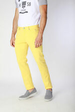 Jaggy Jeans Jaggy Uomo Giallo 82268 Jeans Uomo