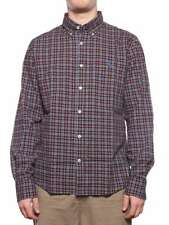 FRED PERRY CAMICIA 30213613 FANTASIA A QUADRI Camicia botton down maniche lunghe