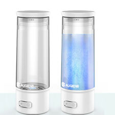 AUGIENB WH01 PORTABLE HYDROGEN-RICH WATER BOTTLE WATER GENERATOR IONIZER MAKER