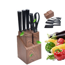 STAINLESS STEEL KNIFE SET OF KITCHEN KNIVES GIFT CHEF KNIVES 6 PIECE MEAT FRUIT