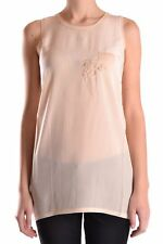 GR 99824 Beige top donna twin-set simona barbieri top twin-set simona barbieri p