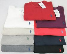 POLO Ralph Lauren Mens T-shirt Long Sleeve Brand New With Tag