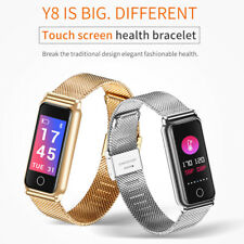 Y8 Fitness Sport Smart Watch Blood Pressure Heart Rate Fitness Activity Tracker